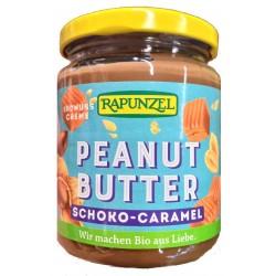 BEURRE DE CACAHUETES Choco-Caramel Bio