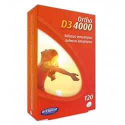 ORTHO D3 4000 UI