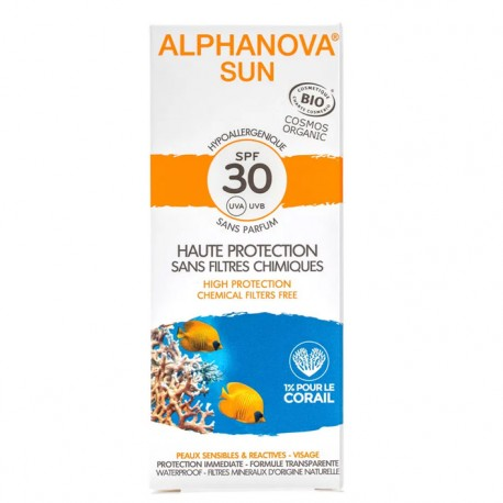 ALPHANOVA SUN Spray Kids SPF50