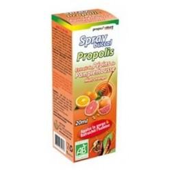 SPRAY BUCCAL Propolis Pépins de Pamplemousse Bio