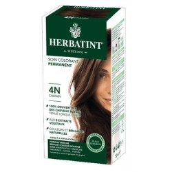 GEL COLORANT Permanent 4N Châtain