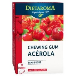 CHEWING-GUM Acérola
