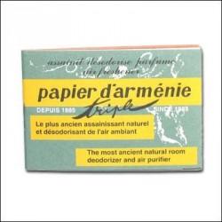PAPIER D'ARMENIE Triple