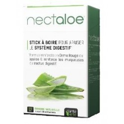 NECTALOE STICK Aloe Vera