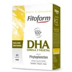 FITOFORM DHA Oméga 3 Végétal