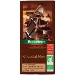 CHOCOLAT NOIR 71% de Cacao