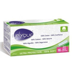 TAMPONS Ultra Protection Mini