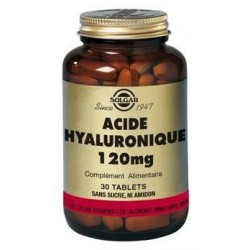 ACIDE HYALURONIQUE 120 mg