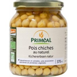 PRIMEAL Pois Chiches au Naturel Bio