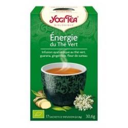 GREEN Energy-Energie du Thé Vert